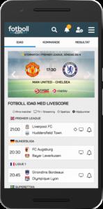 fotboll.com mobile